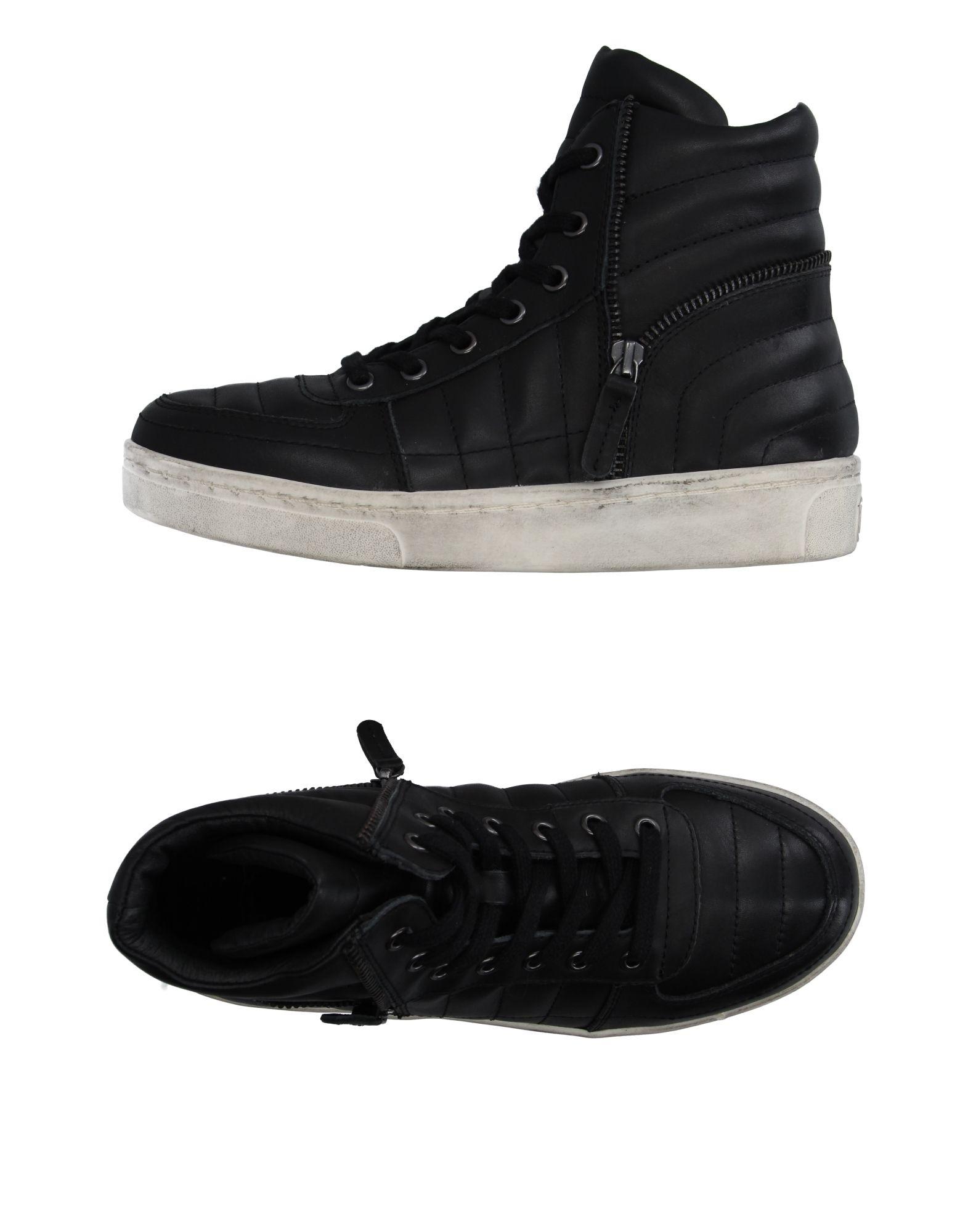 ASH Высокие кеды и кроссовки