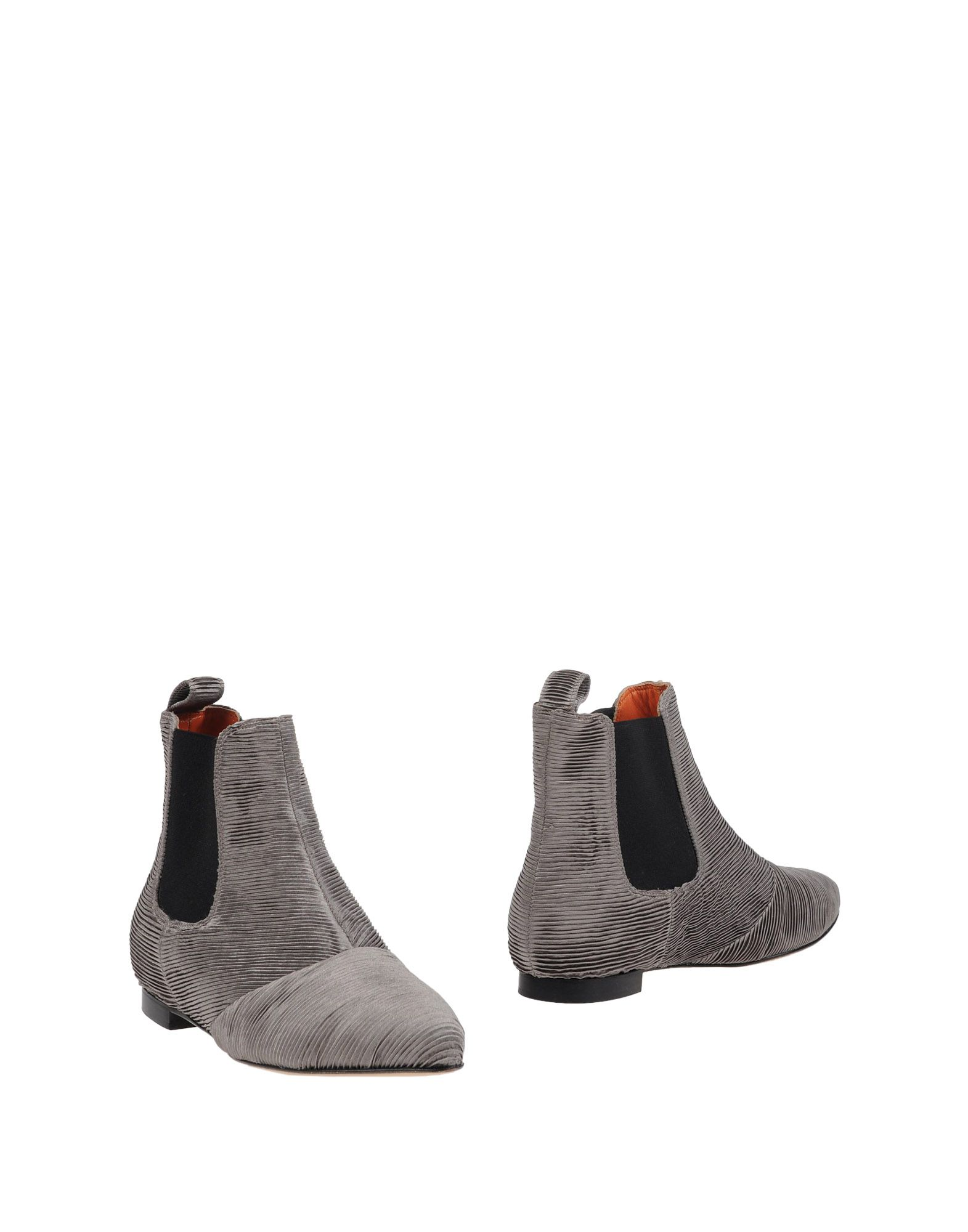 BAMS Ankle Boot in Grey