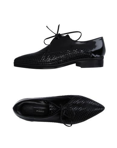 Обувь на шнурках PINKO BLACK 11144233DI