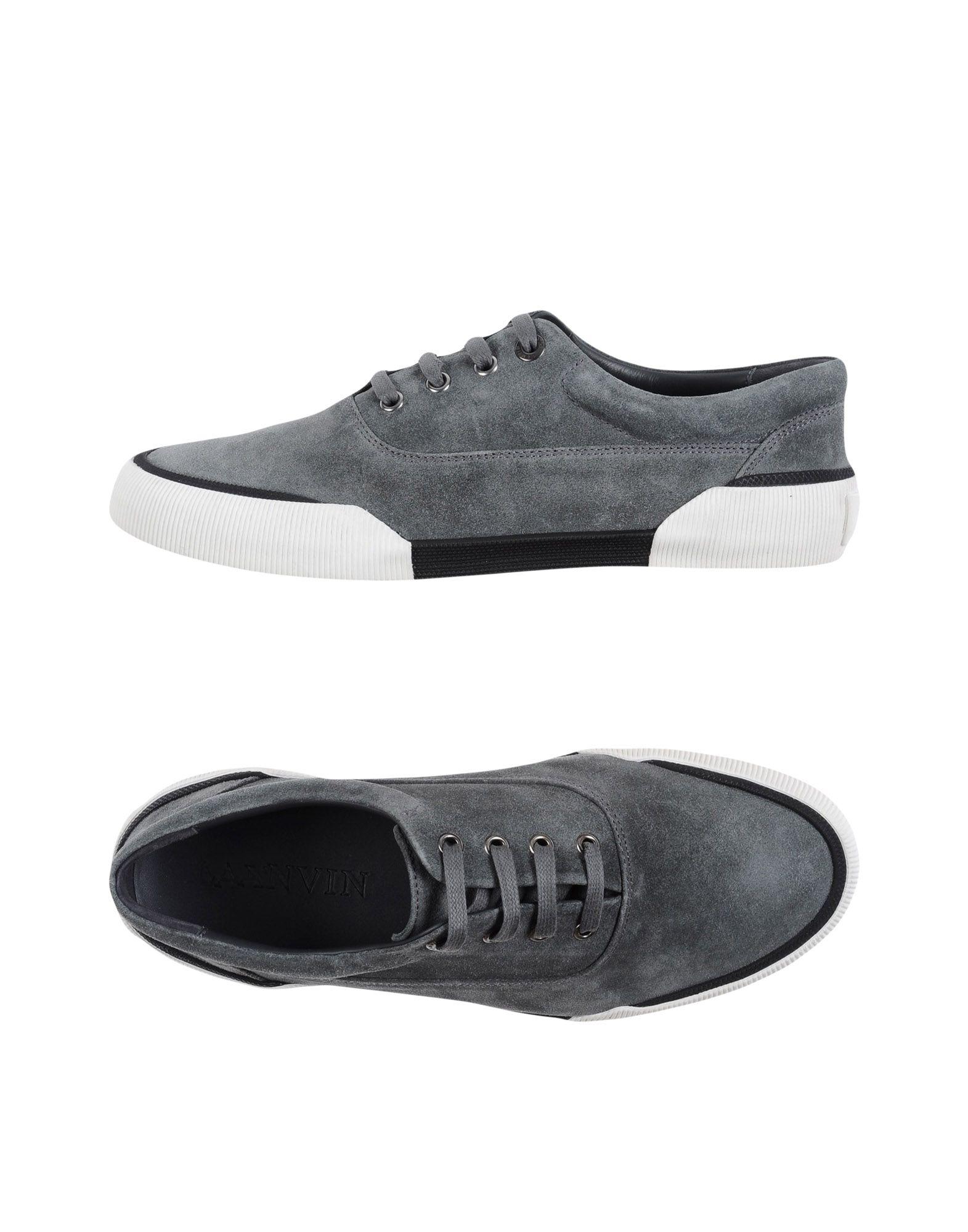 LANVIN Низкие кеды и кроссовки lanvin низкие кеды и кроссовки