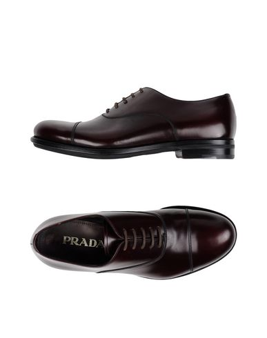 Обувь на шнурках PRADA 11144662GB