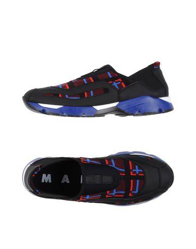 Низкие кеды и кроссовки MARNI 11146502TU