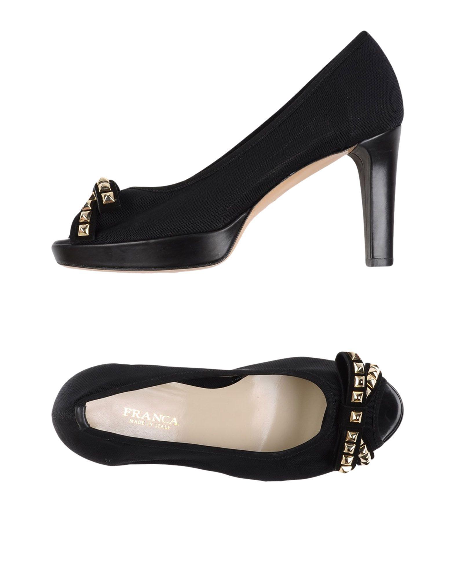 где купить  FRANCA Туфли  по лучшей цене