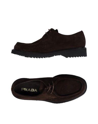 Обувь на шнурках PRADA 11147325XK
