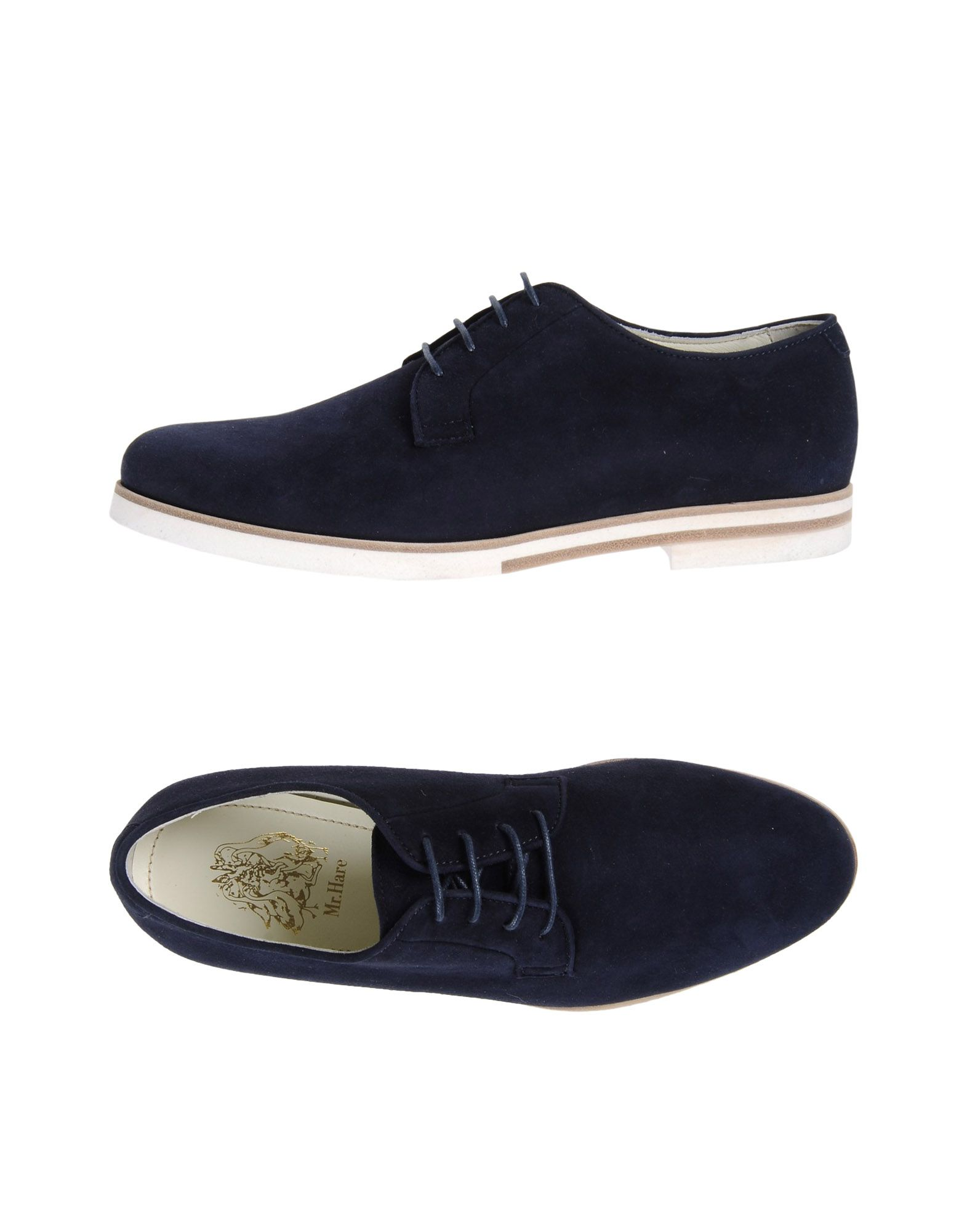 MR. HARE Lace-up shoes