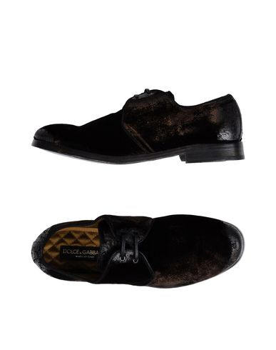 Обувь на шнурках DOLCE & GABBANA 11147570AG