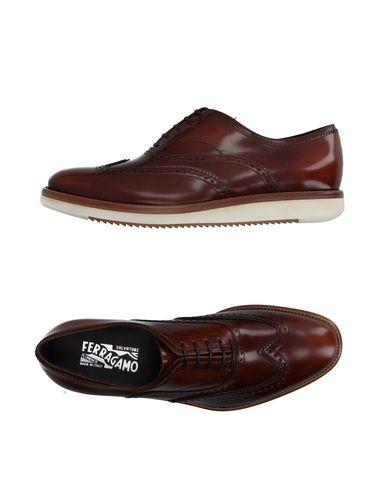 Обувь на шнурках SALVATORE FERRAGAMO 11147816KS