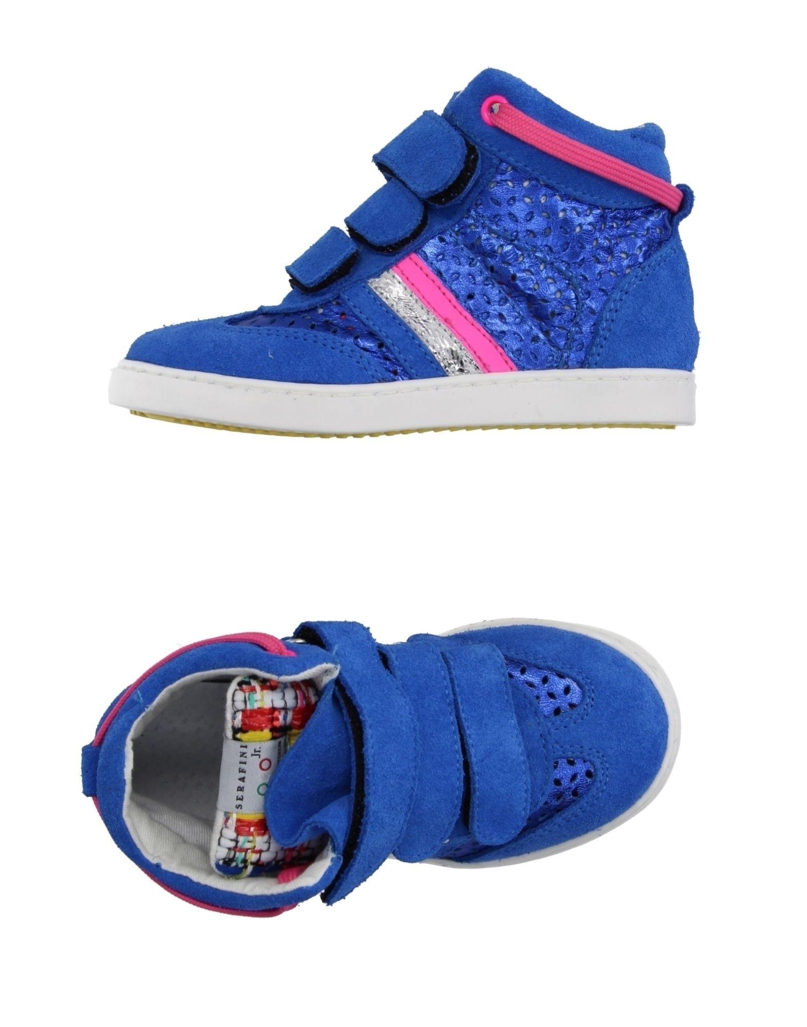 SERAFINI Sneakers in Blue