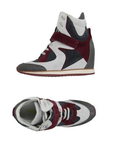 Высокие кеды и кроссовки ELENA IACHI 11148982UJ