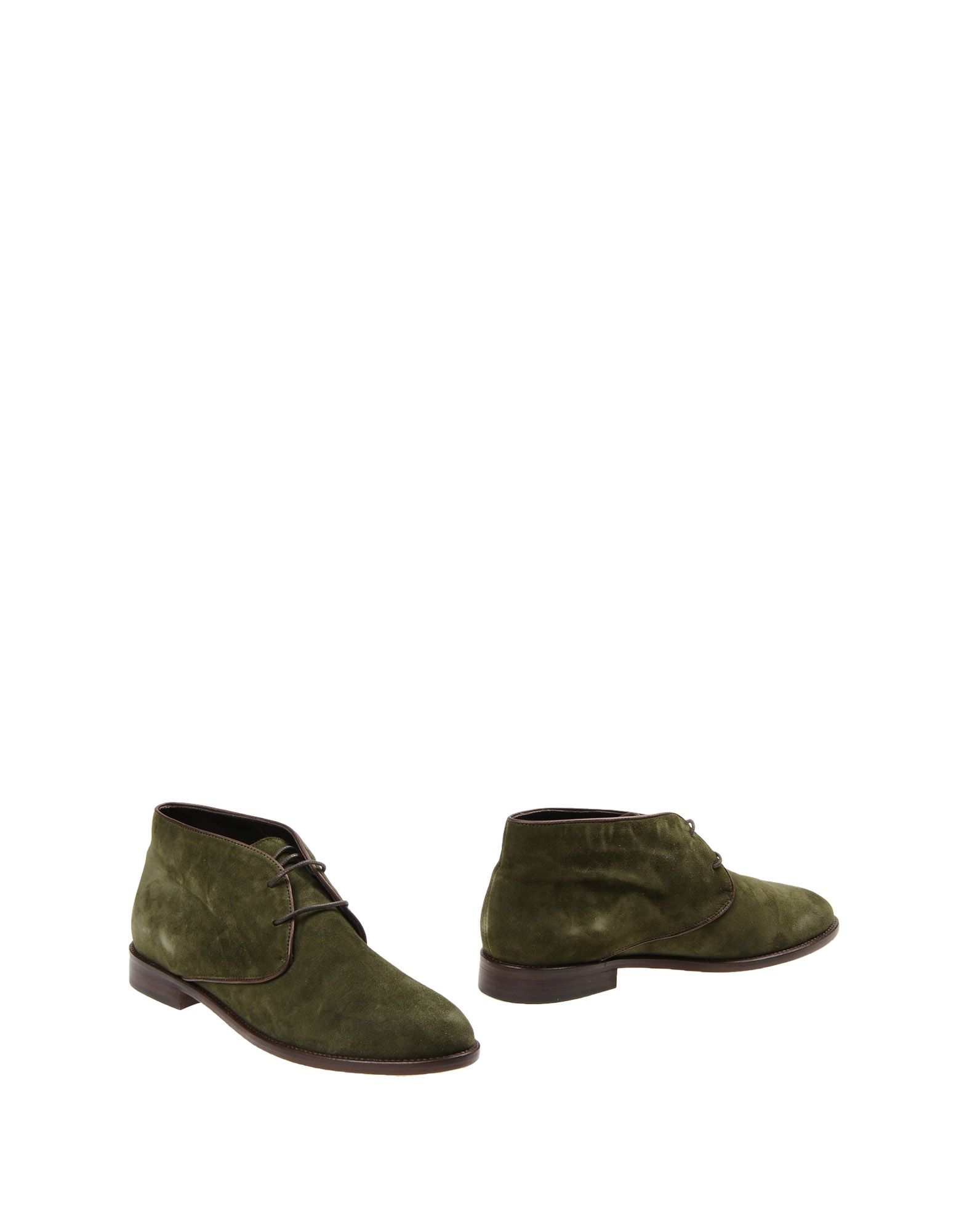 CB CECILIA BRINGHELI Ankle Boot in Military Green