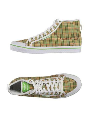 Высокие кеды и кроссовки ADIDAS ORIGINALS 11150685CW