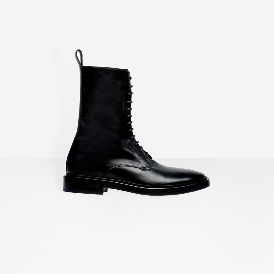 BALENCIAGA Standard Booties Other Shoes U f