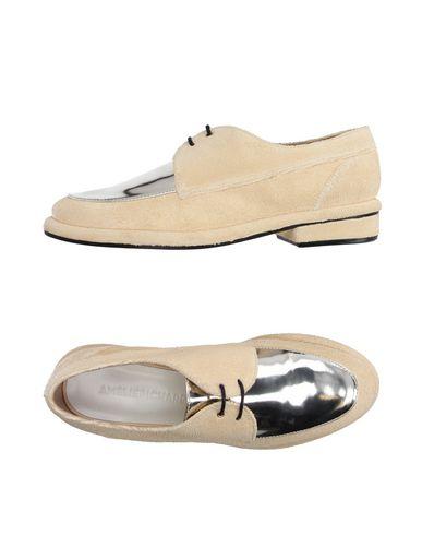 Обувь на шнурках от AMÉLIE PICHARD