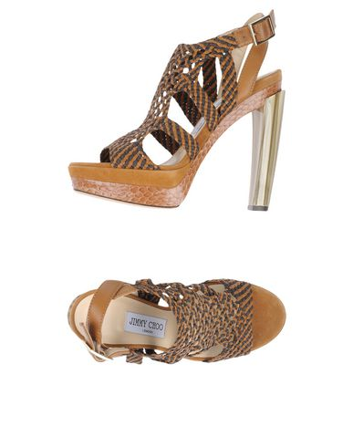 Сандалии JIMMY CHOO LONDON 11150937LI