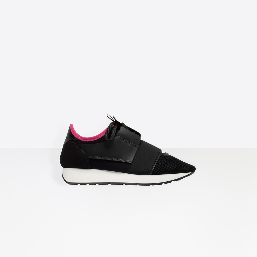 BALENCIAGA Race Runners Race Shoes Woman f