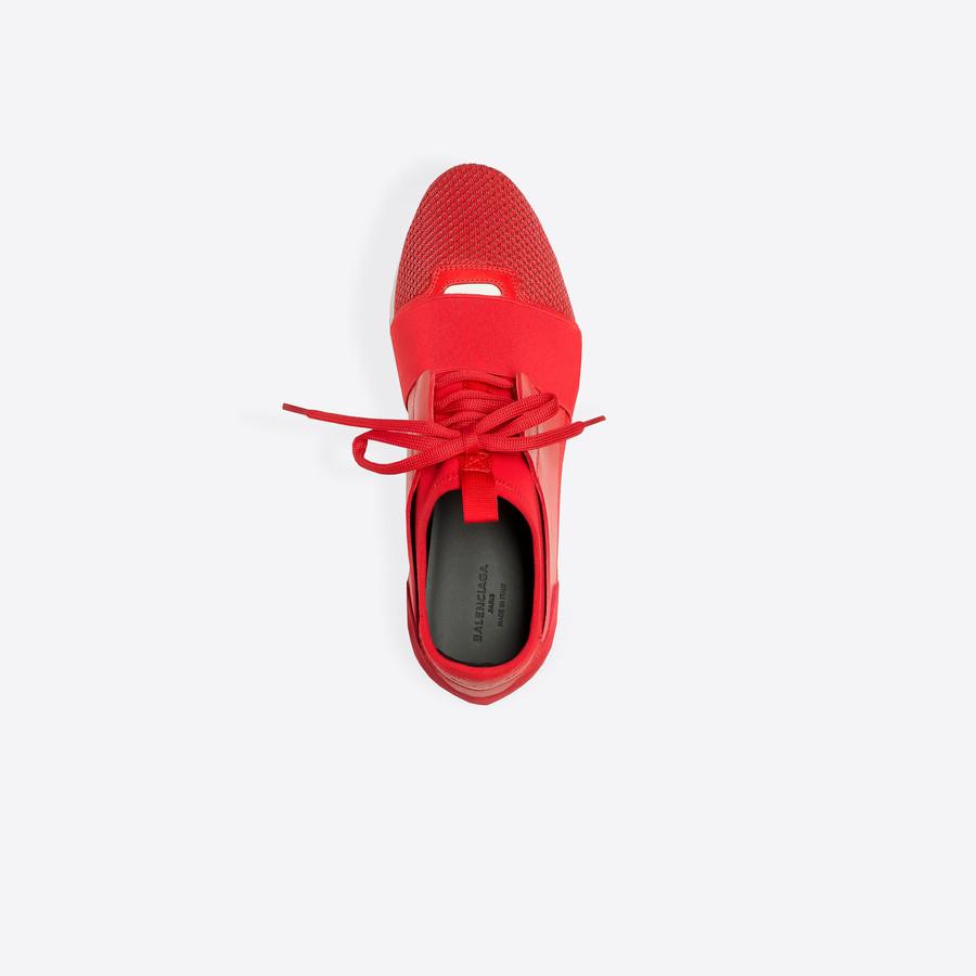 BALENCIAGA Race Runners Race Shoes D e