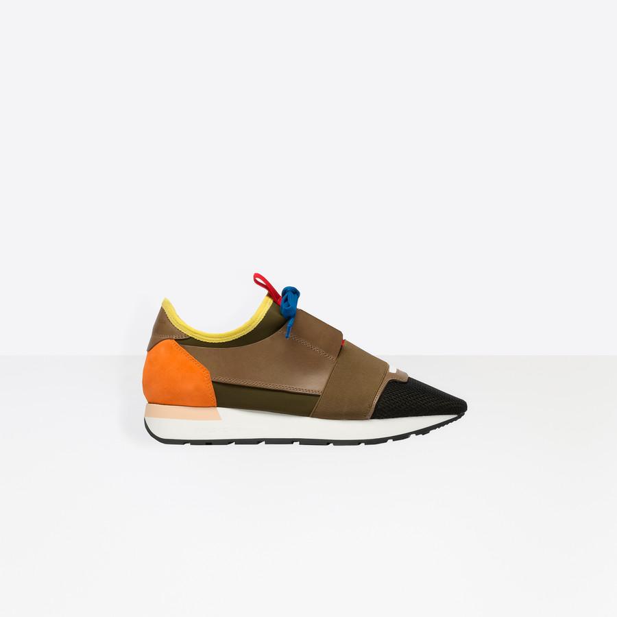 BALENCIAGA Race Runners Race Shoes D f