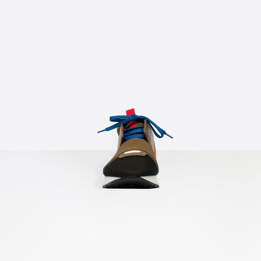 BALENCIAGA Race Runners Race Shoes D i