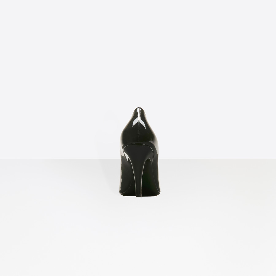 BALENCIAGA Slash Heel Pumps Slash Shoes D d