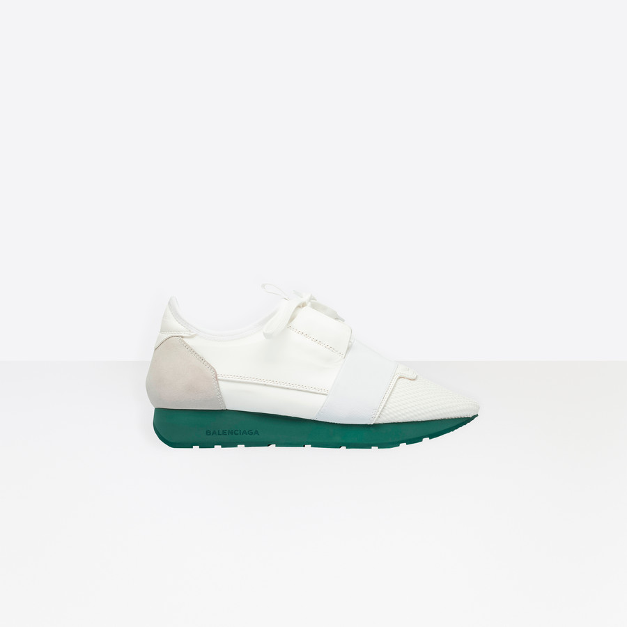 BALENCIAGA Race Runners Race Shoes D f