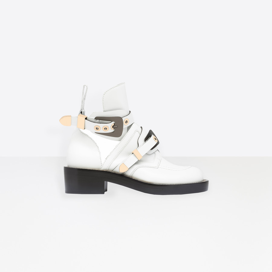 BALENCIAGA Bottines Ceinture Bottines  Femme f