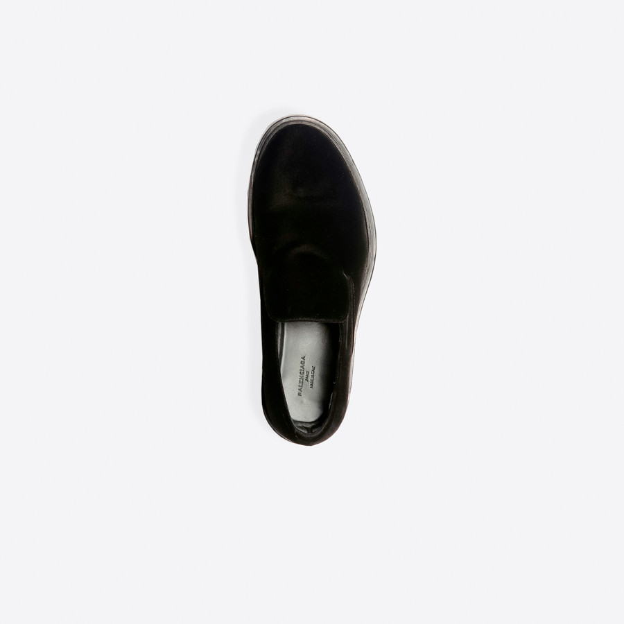 BALENCIAGA Velvet Standard Slippers Other Shoes Man e