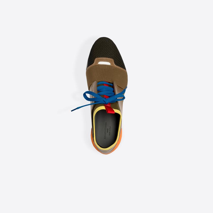 BALENCIAGA Race Runners  Race Shoes U e