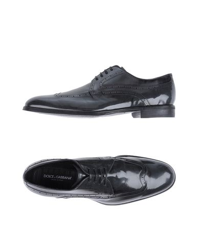 Обувь на шнурках DOLCE & GABBANA 11151884DG