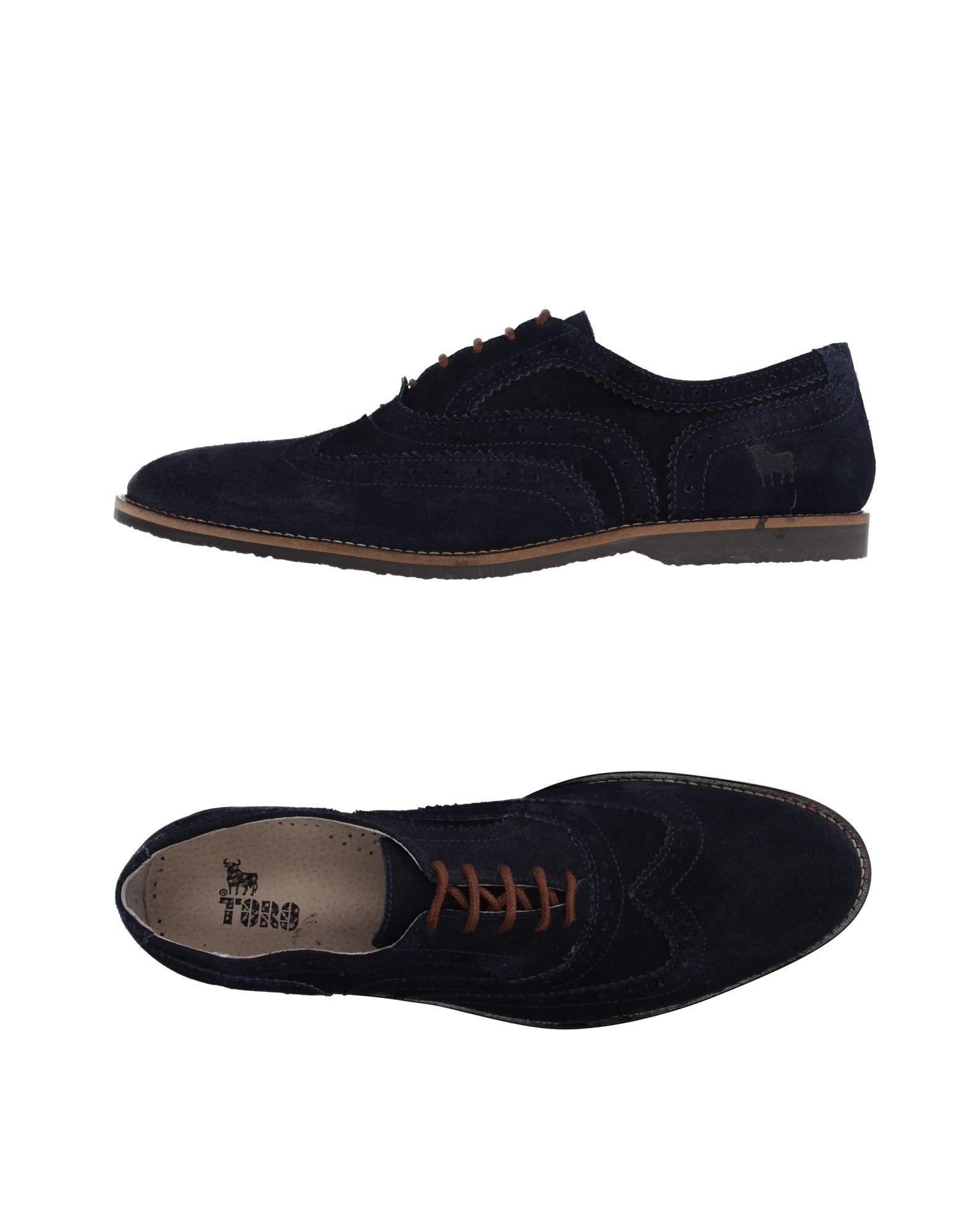где купить  TORO de OSBORNE Обувь на шнурках  по лучшей цене