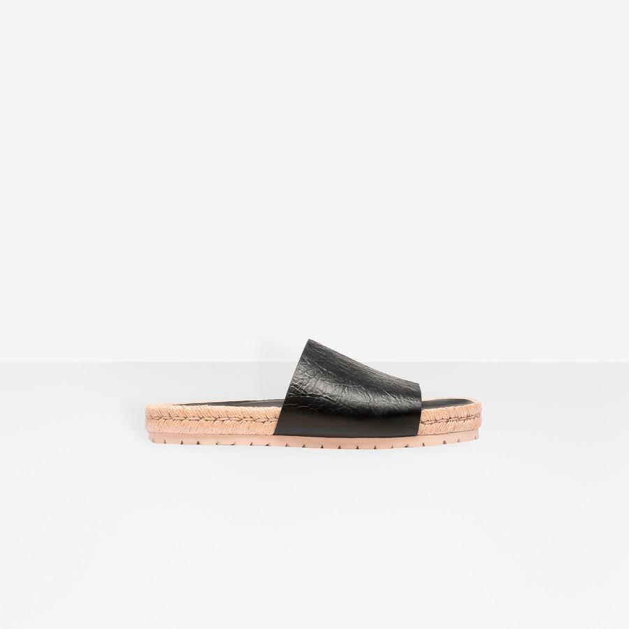 BALENCIAGA Rope Sandals Summer Shoes U f
