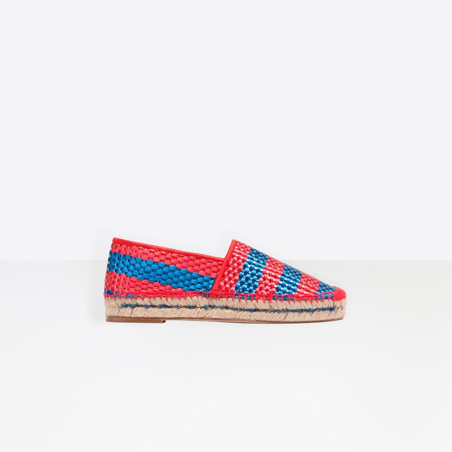 BALENCIAGA Bazar Espadrille Loafer Bazar Shoes D f