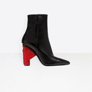 BALENCIAGA Bistrot Shoes Woman Bistrot Booties f