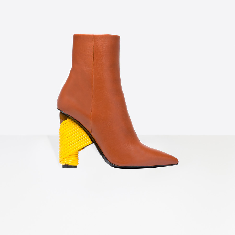 BALENCIAGA Bistrot Booties Bistrot Shoes D f