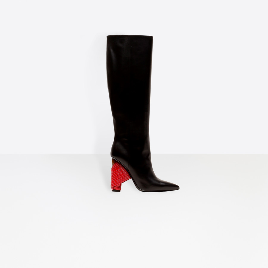 BALENCIAGA Bistrot Boots Bistrot Shoes D f