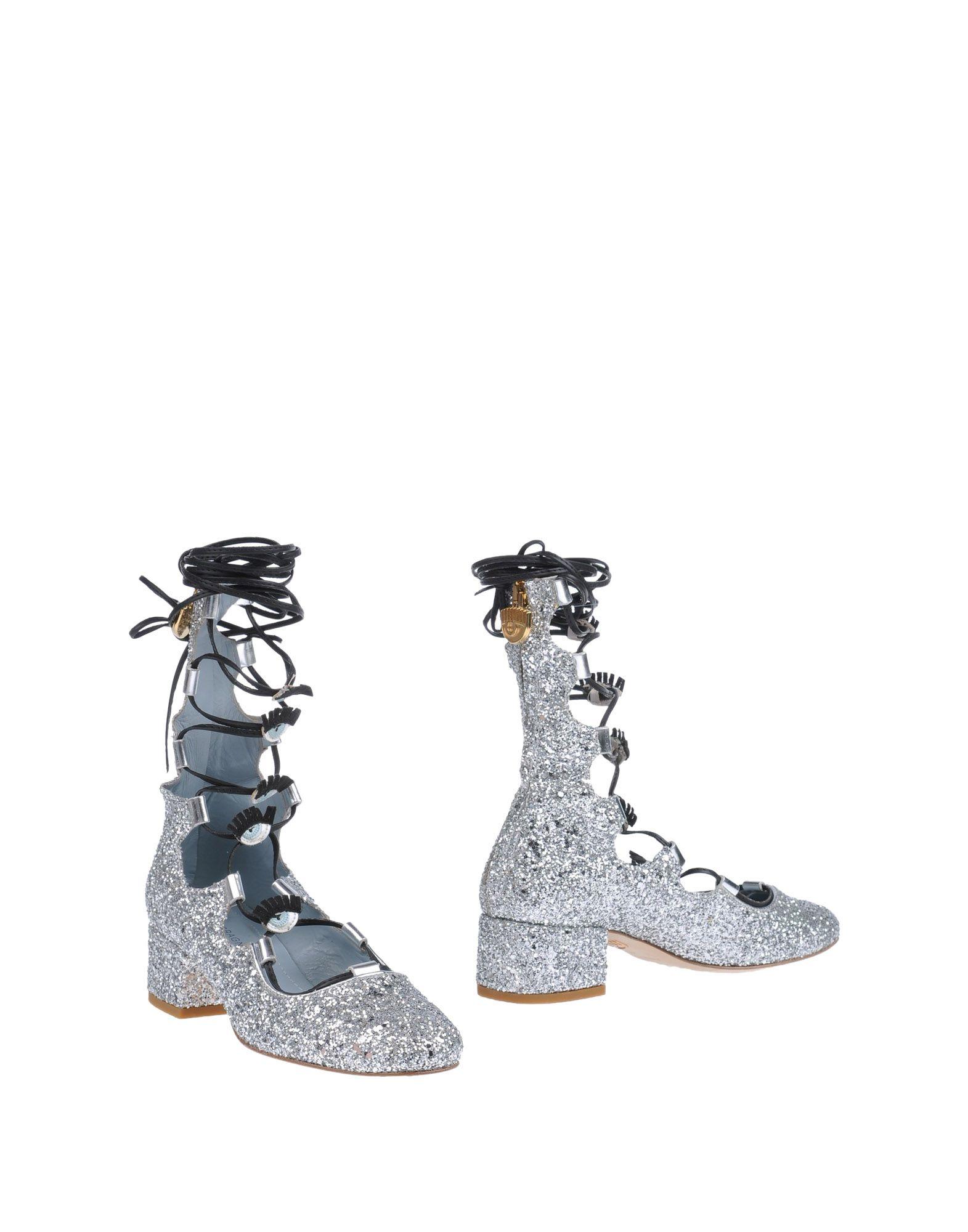 CHIARA FERRAGNI Полусапоги и высокие ботинки