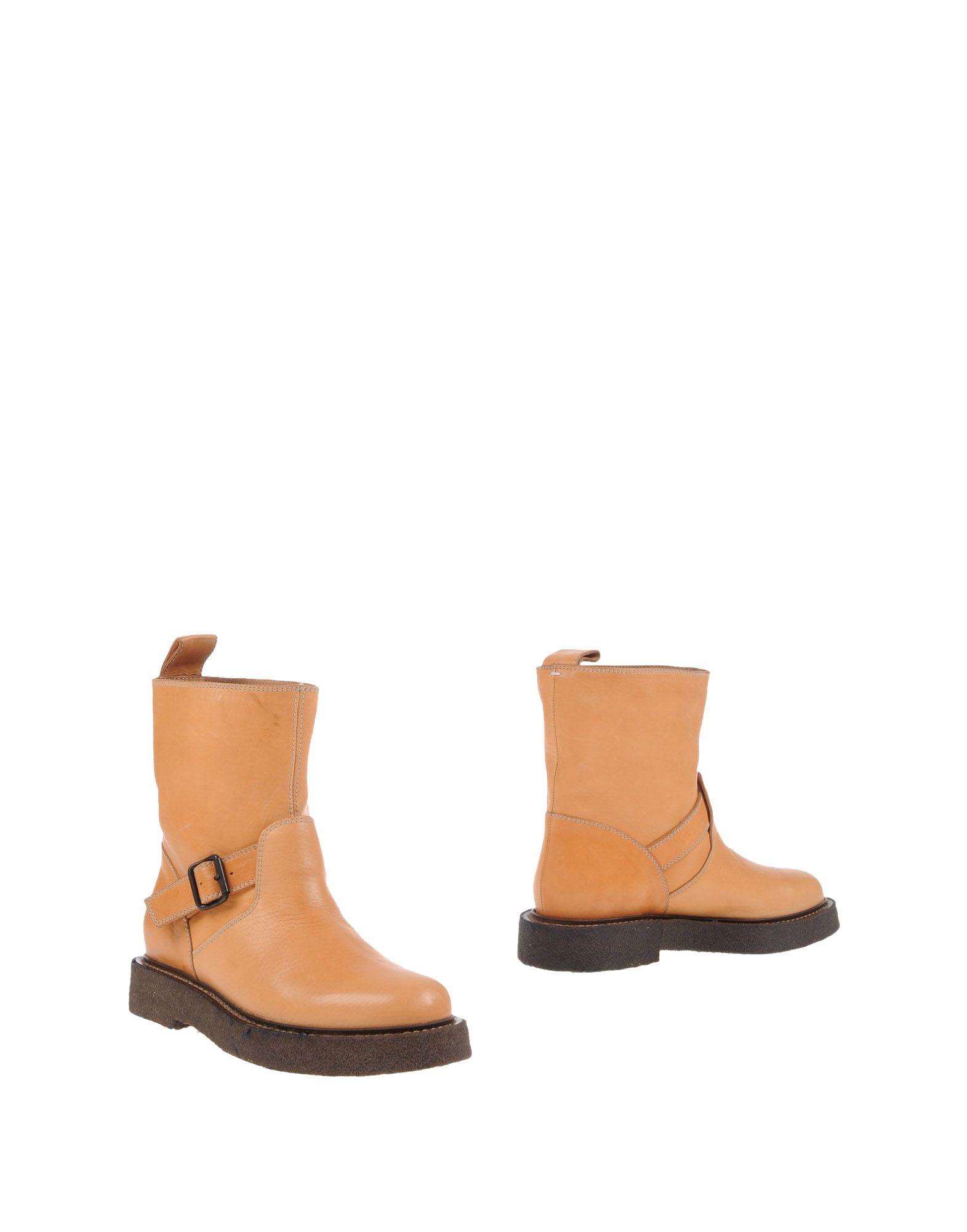 MAISON MARGIELA Полусапоги и высокие ботинки maison margiela ботинки
