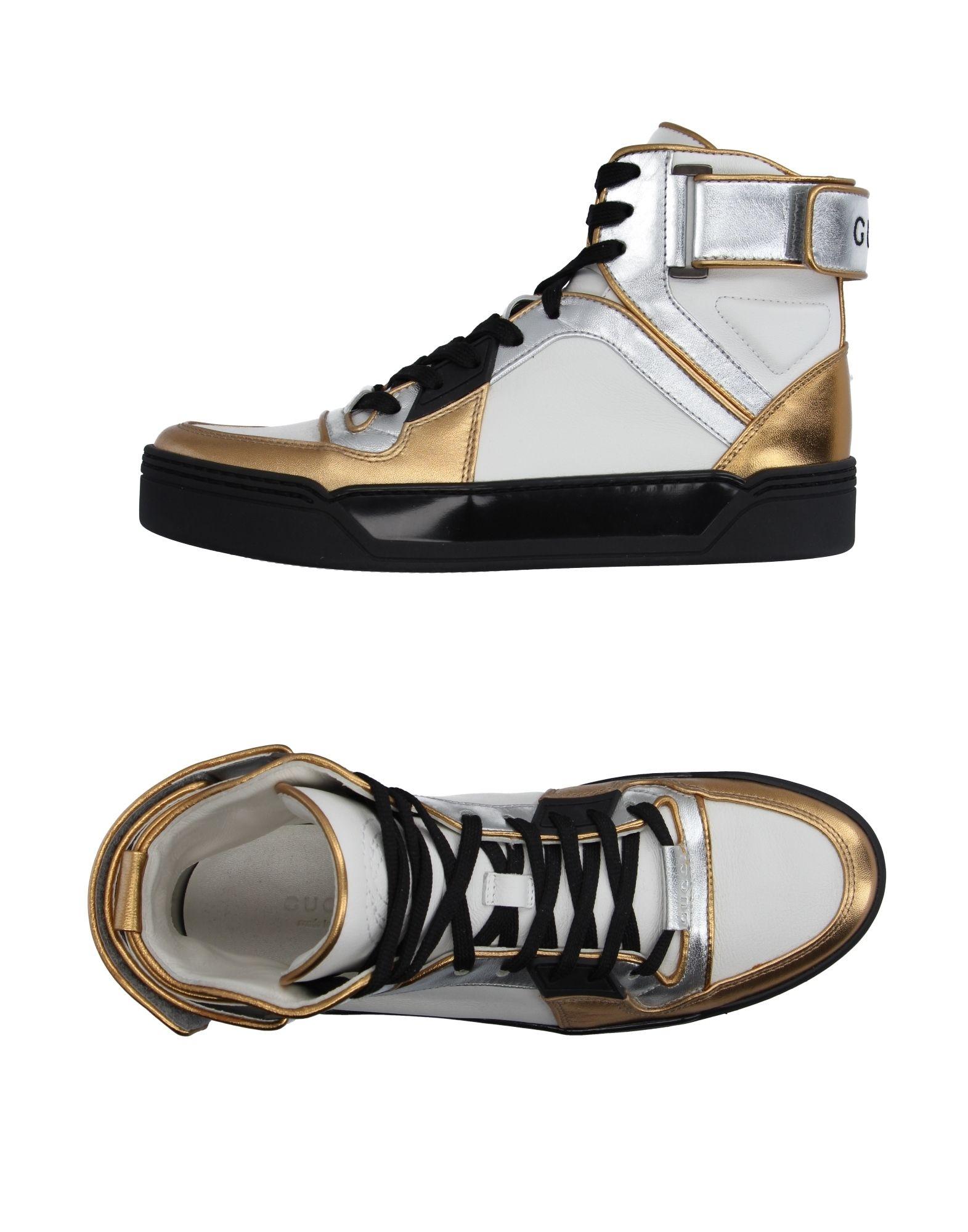 GUCCI Высокие кеды и кроссовки gucci низкие кеды и кроссовки