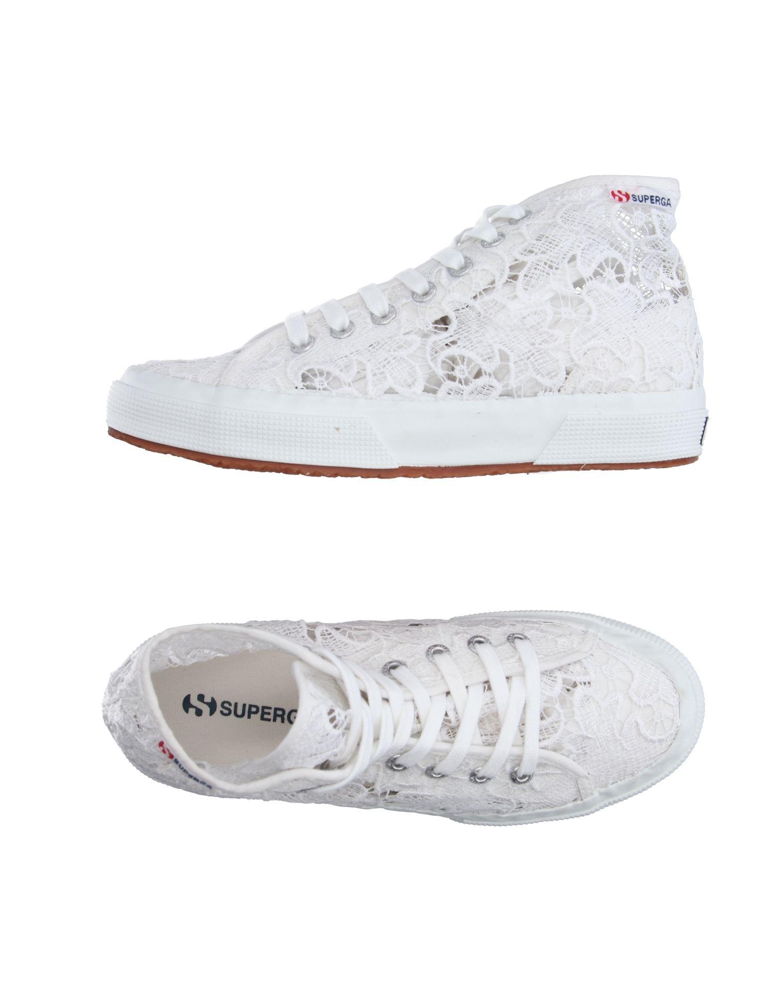 SUPERGA® Высокие кеды и кроссовки native высокие кеды и кроссовки