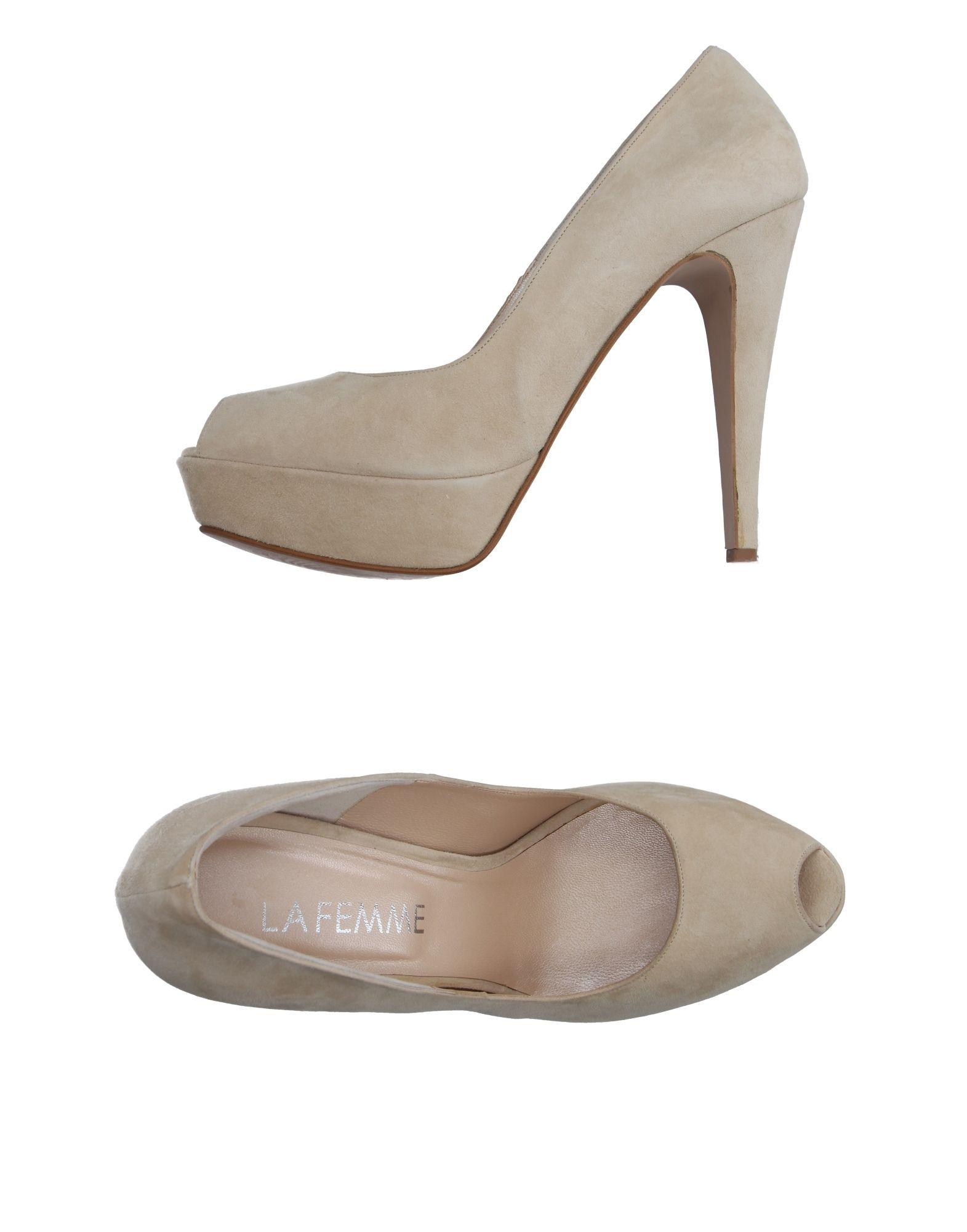 LA FEMME Туфли цены онлайн