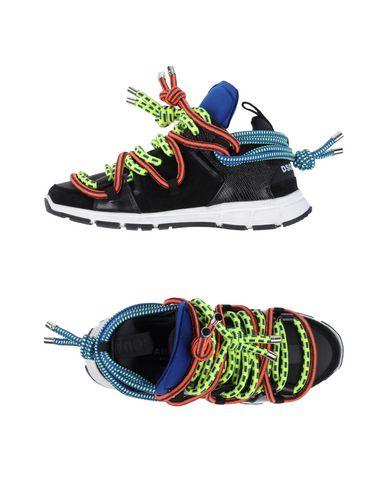 Низкие кеды и кроссовки DSQUARED2 11156920IS