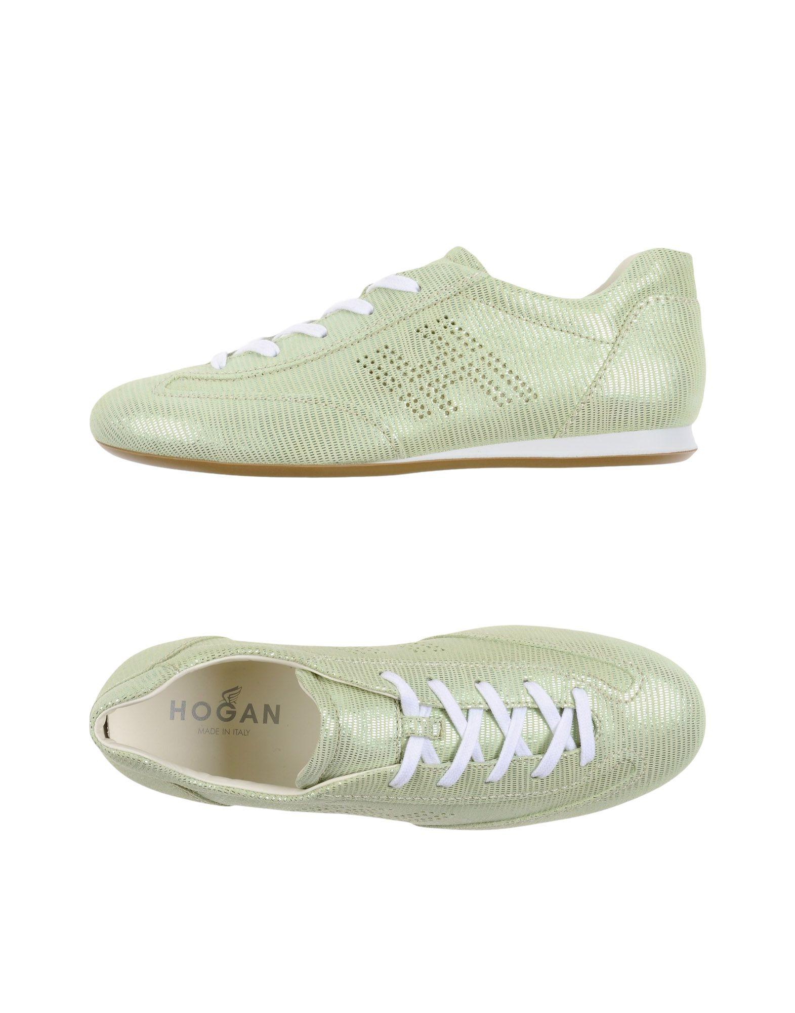 columbia низкие кеды и кроссовки HOGAN Низкие кеды и кроссовки