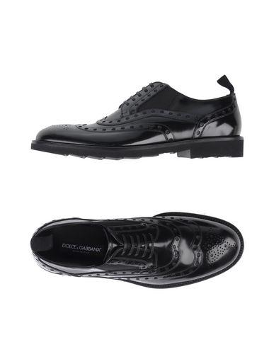 Обувь на шнурках DOLCE & GABBANA 11157916HL