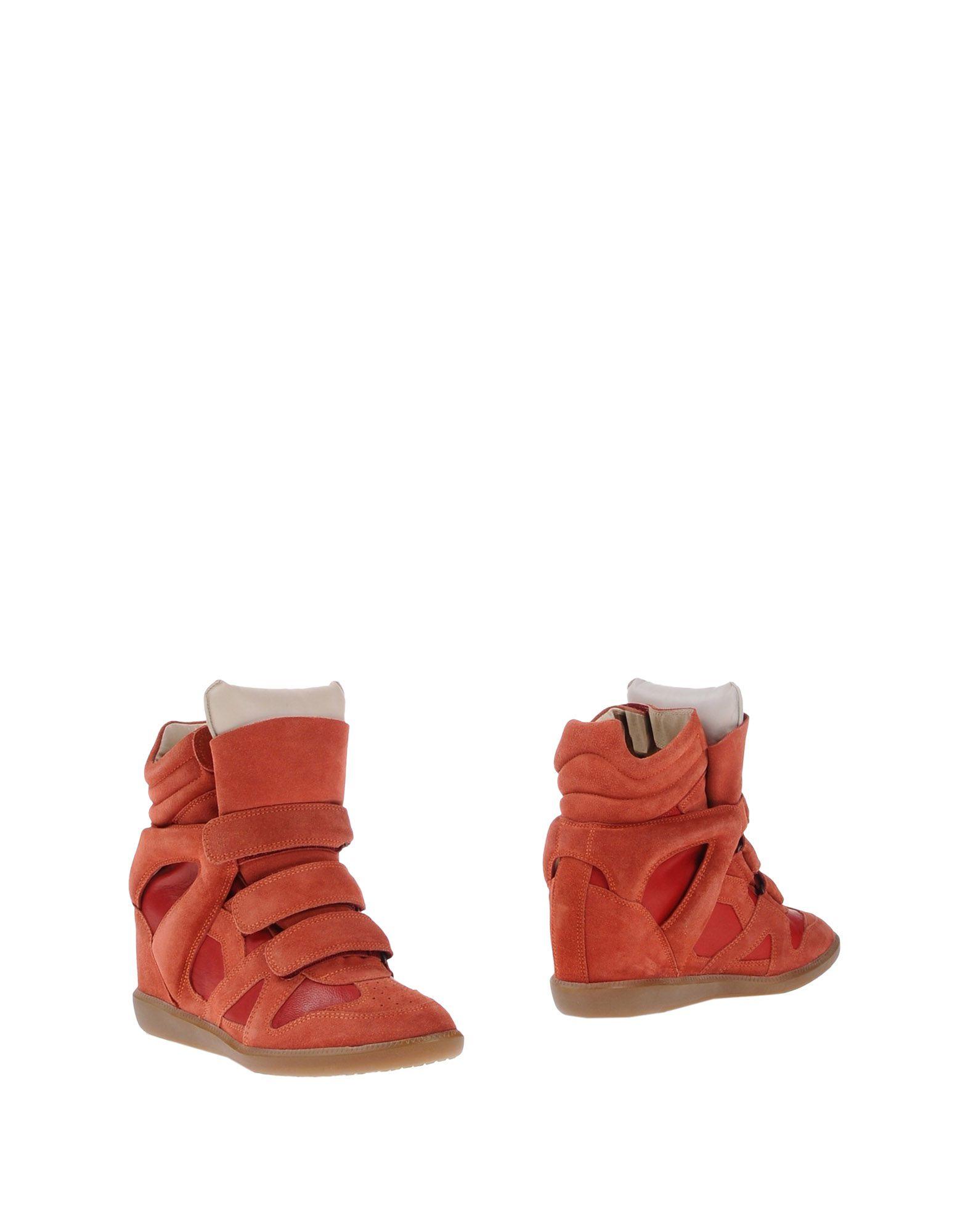 ISABEL MARANT Полусапоги и высокие ботинки