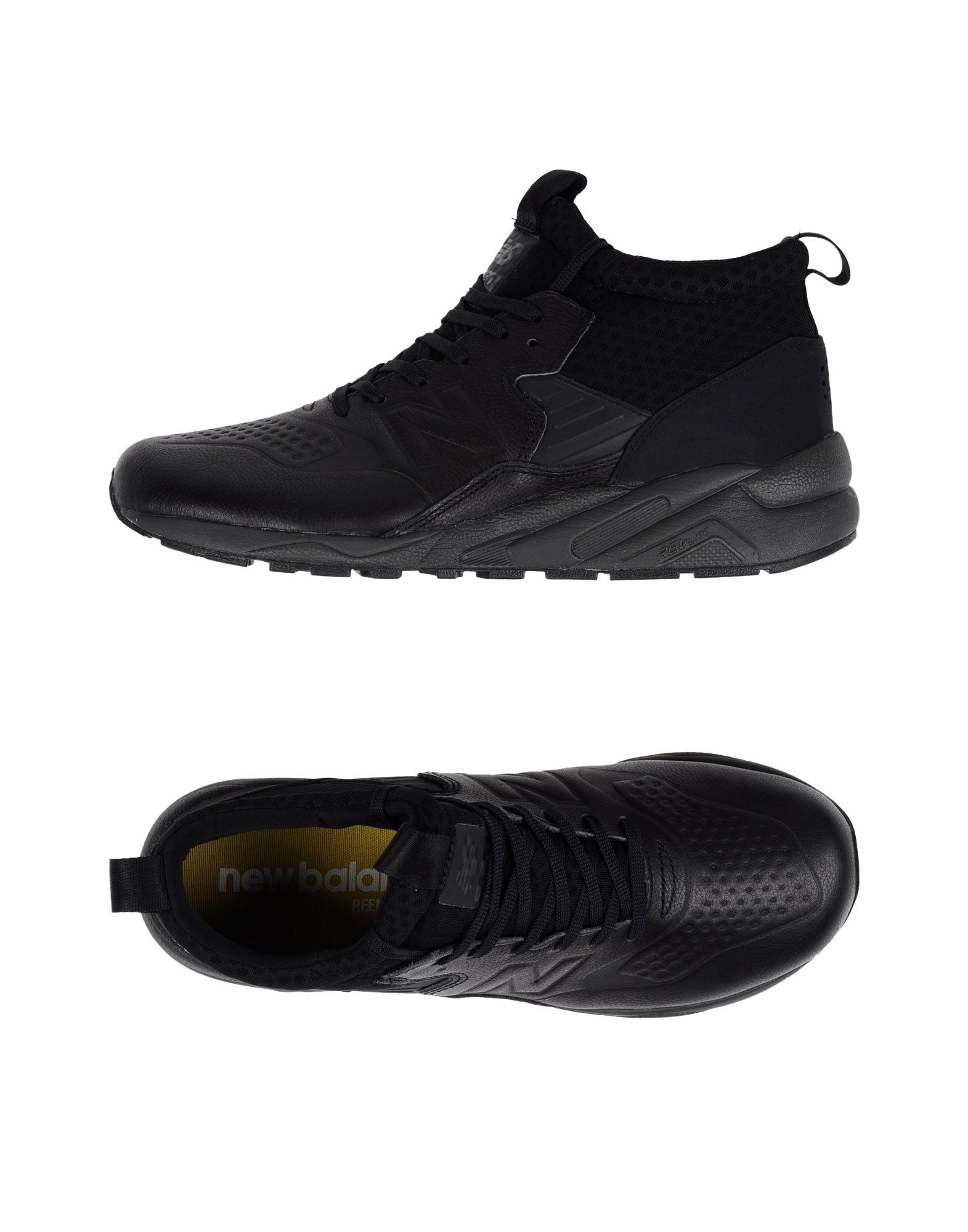 NEW BALANCE Высокие кеды и кроссовки new balance nb wrt580we 580 женских моделей спортивной обуви ретро обувь подушке кроссовки кроссовки us6 5 ярдов 37 ярдов