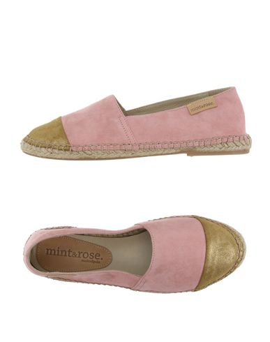 zapatillas MINT & ROSE Espadrillas mujer