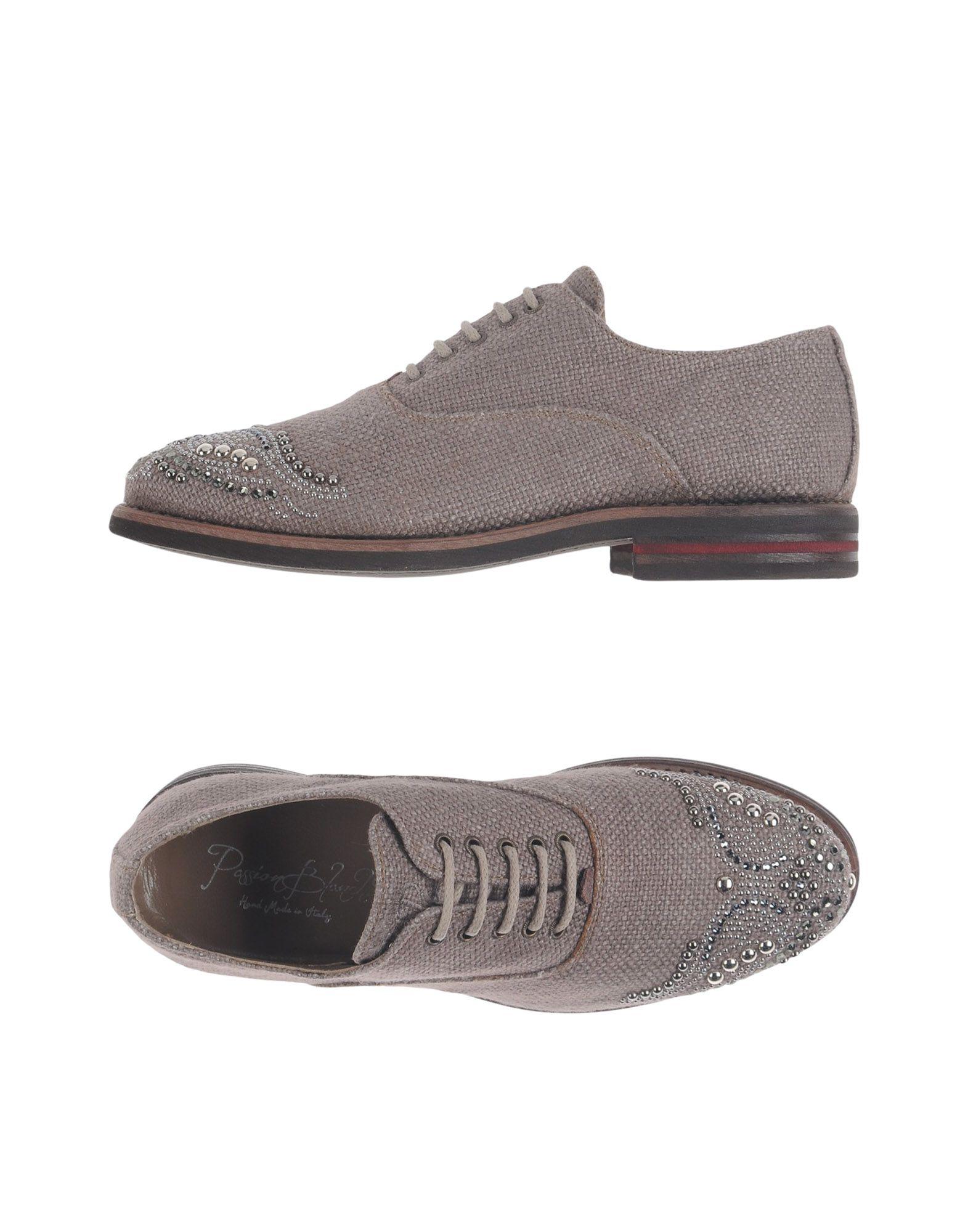 Фото - PASSION BLANCHE Обувь на шнурках обувь на высокой платформе dkny
