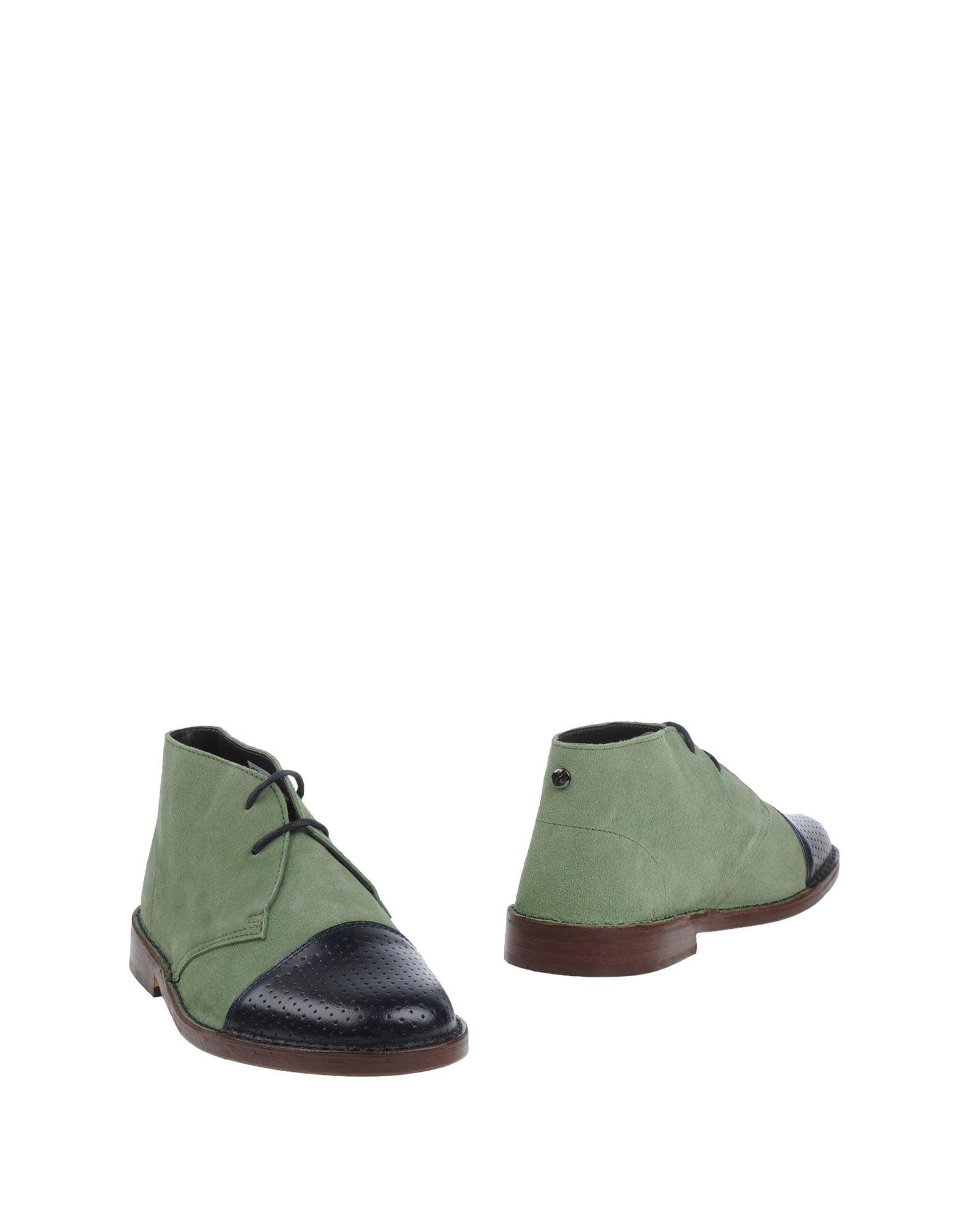 FABRIZIO MANCINI Полусапоги и высокие ботинки