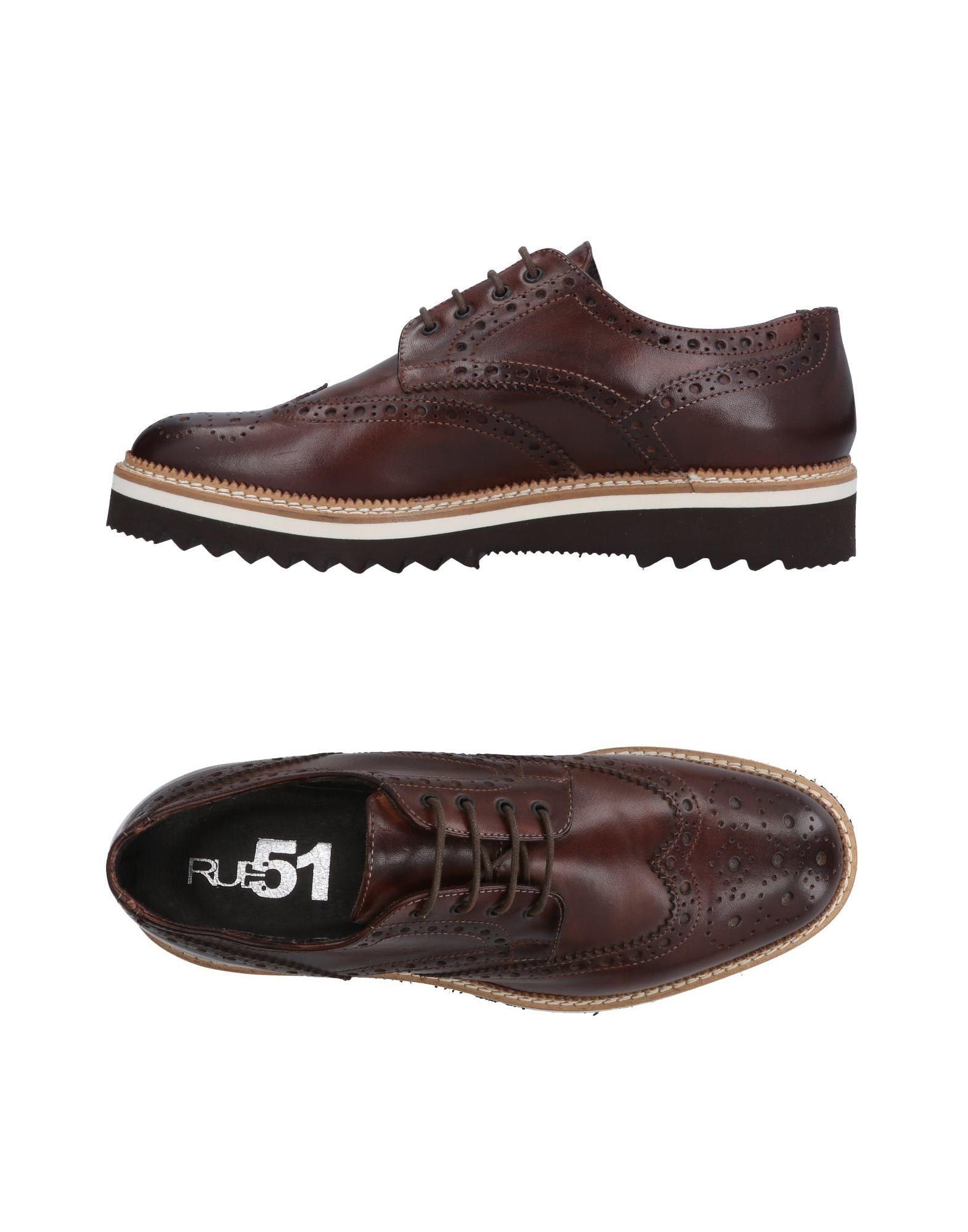 Фото - RUE 51 Обувь на шнурках обувь на высокой платформе dkny