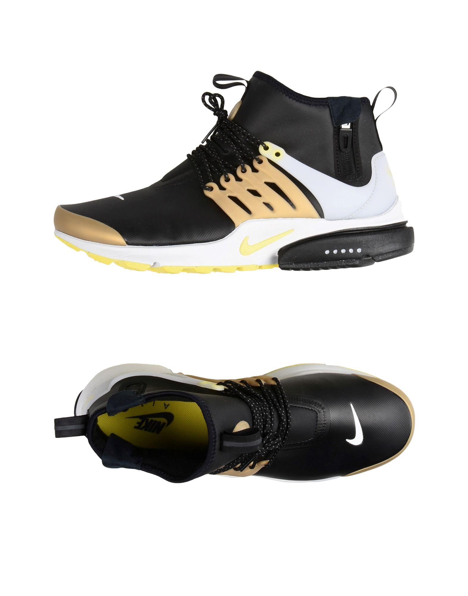 NIKE Высокие кеды и кроссовки nike высокие кеды и кроссовки