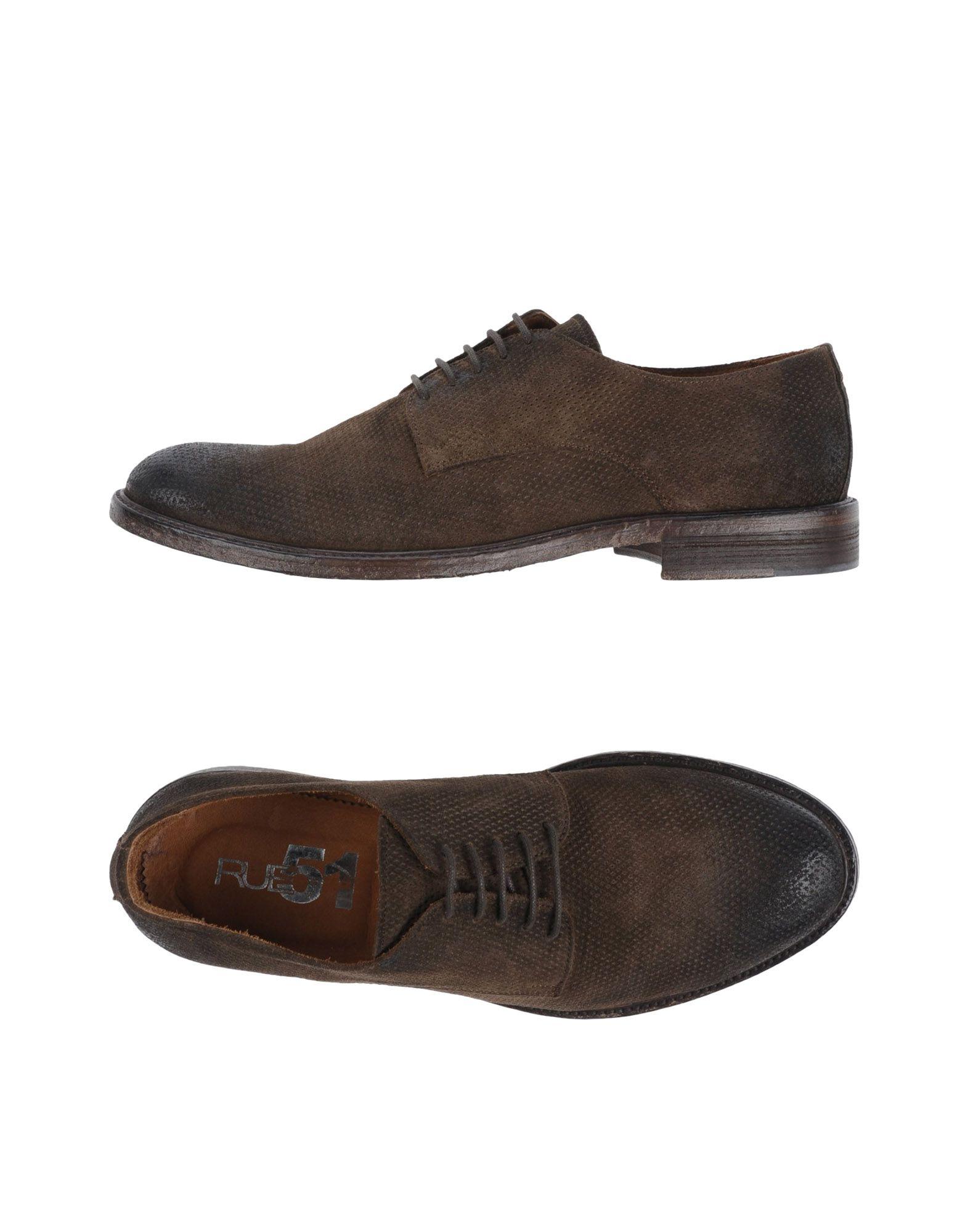 RUE 51 Обувь на шнурках kicx kap 51